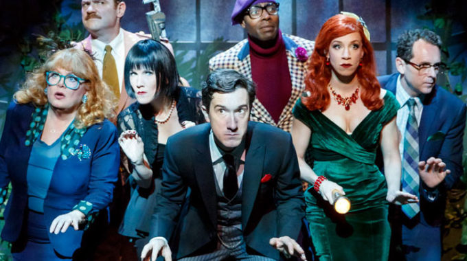 Philadelphia Inquirer: Buck County's 'Clue: On Stage' Will Go On North American Tour