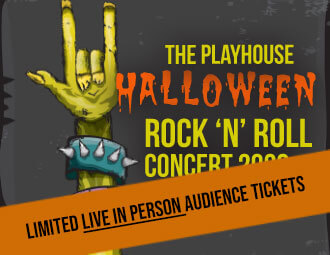 Halloween Rock and Roll Concert 2020 (Live Audience)