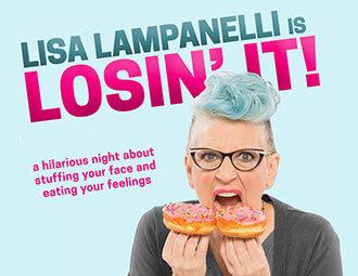 Lisa Lampanell is Losing It