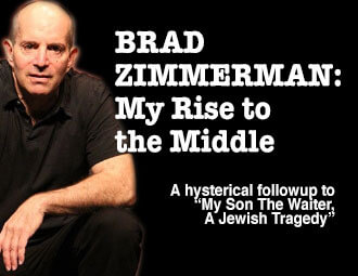 Brad Zimmerman: My Rise to the Middle