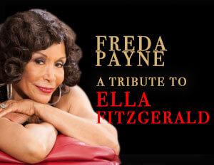 Freda Payne Ella Fitzgerald Show